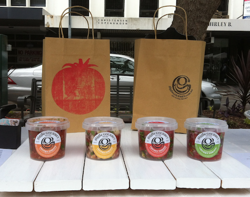 Post image for Interview With The Founder Of Giggle Gourmet: A Zesty New Food Line