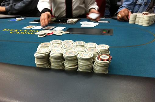 Gambling addiction online poker