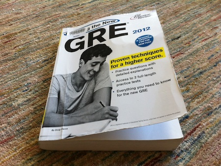 Post image for GRE Tips: Acing The GRE As A Middle Aged Person Long After College