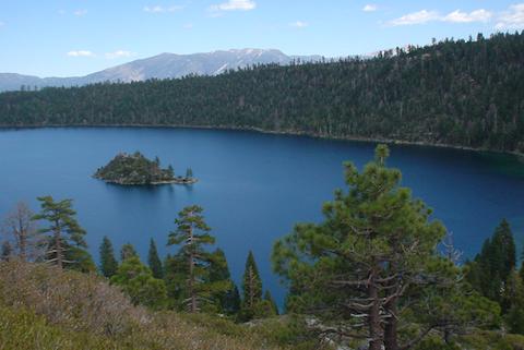 adventure vacation ideas hike tahoe