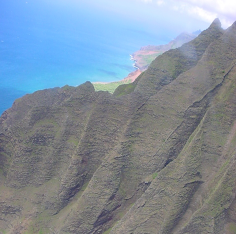 adventure vacation ideas napali coast