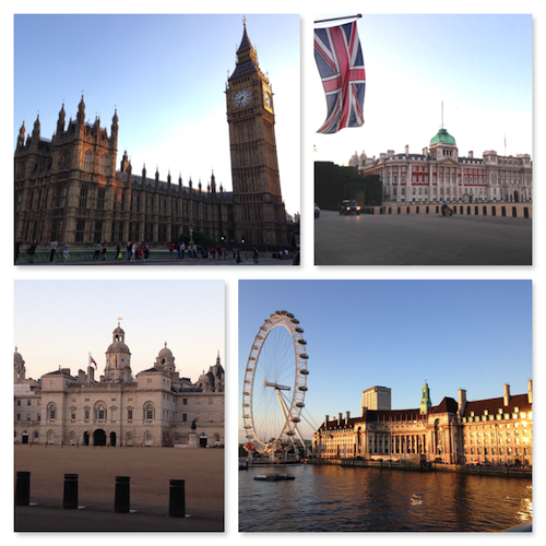 london top 10 sites Westminster