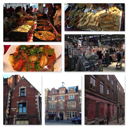 london top 10 sites brick lane