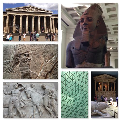 london top 10 sites british museum