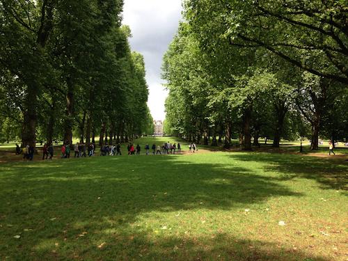 london top 10 sites hyde park