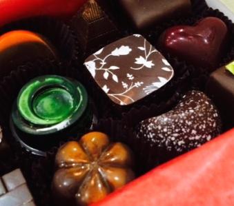 Jade Chocolate Truffles