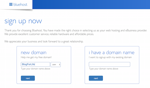 BlueHost-sign-up-now