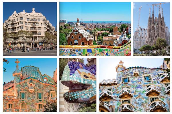 Barcelona travel lessons